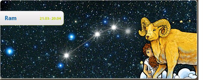 Ram - Gratis horoscoop van 5 april 2020 paragnosten uit Brussel